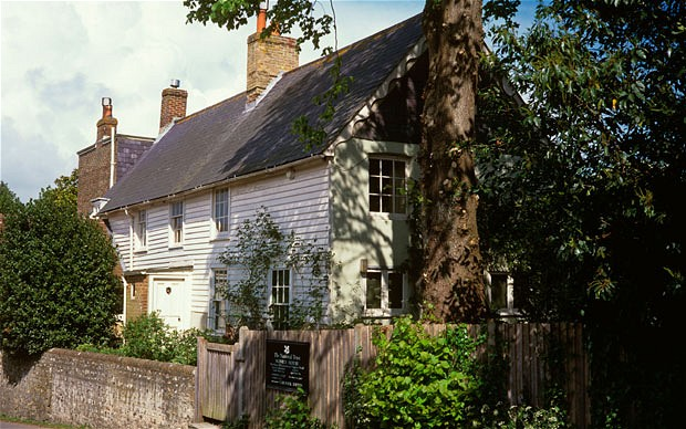 casa da virginia woolf