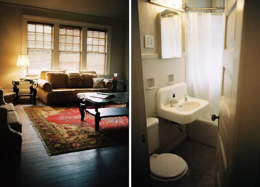 Alugar o apartamento de F. Scott e Zelda Fitzgerald