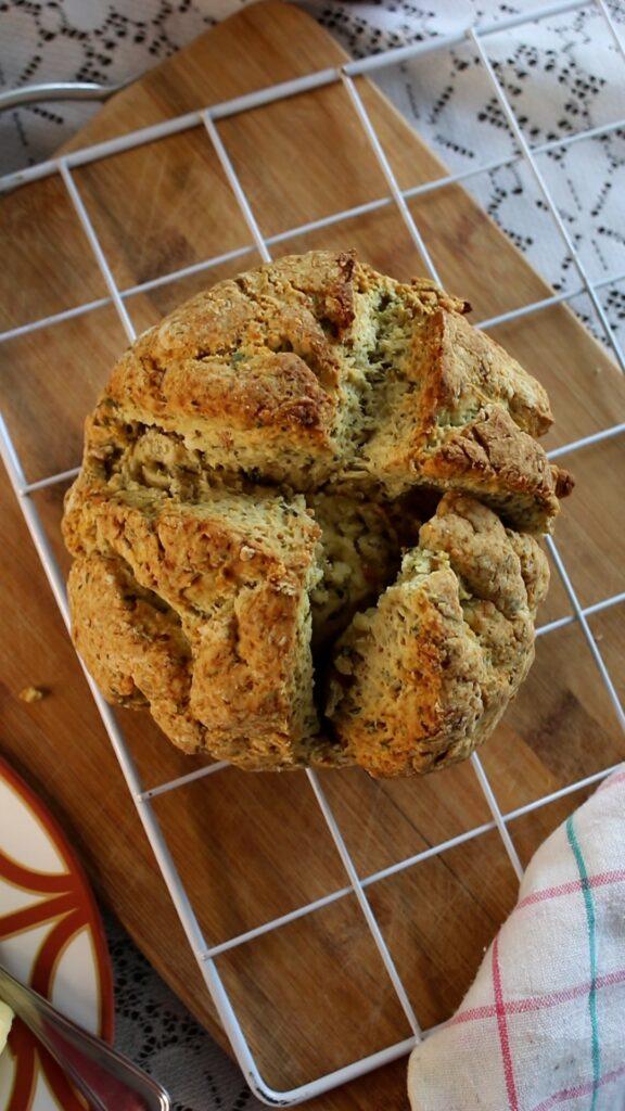 Pão de Ervas