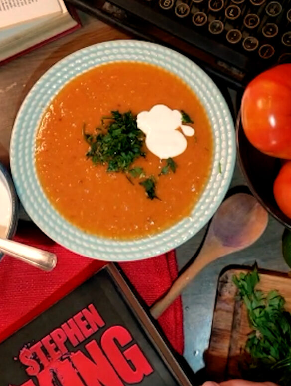 Sopa de Tomate de O Iluminado
